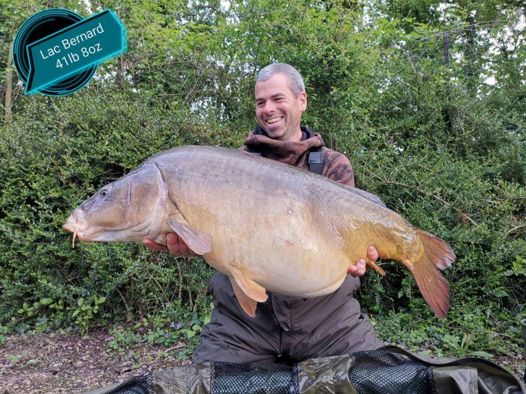 Exclusive Carpfishing lake 10