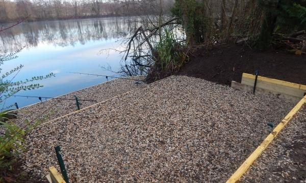 Exclusive Carpfishing lake 3