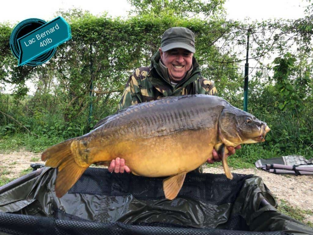 Exclusive Carpfishing lake 9