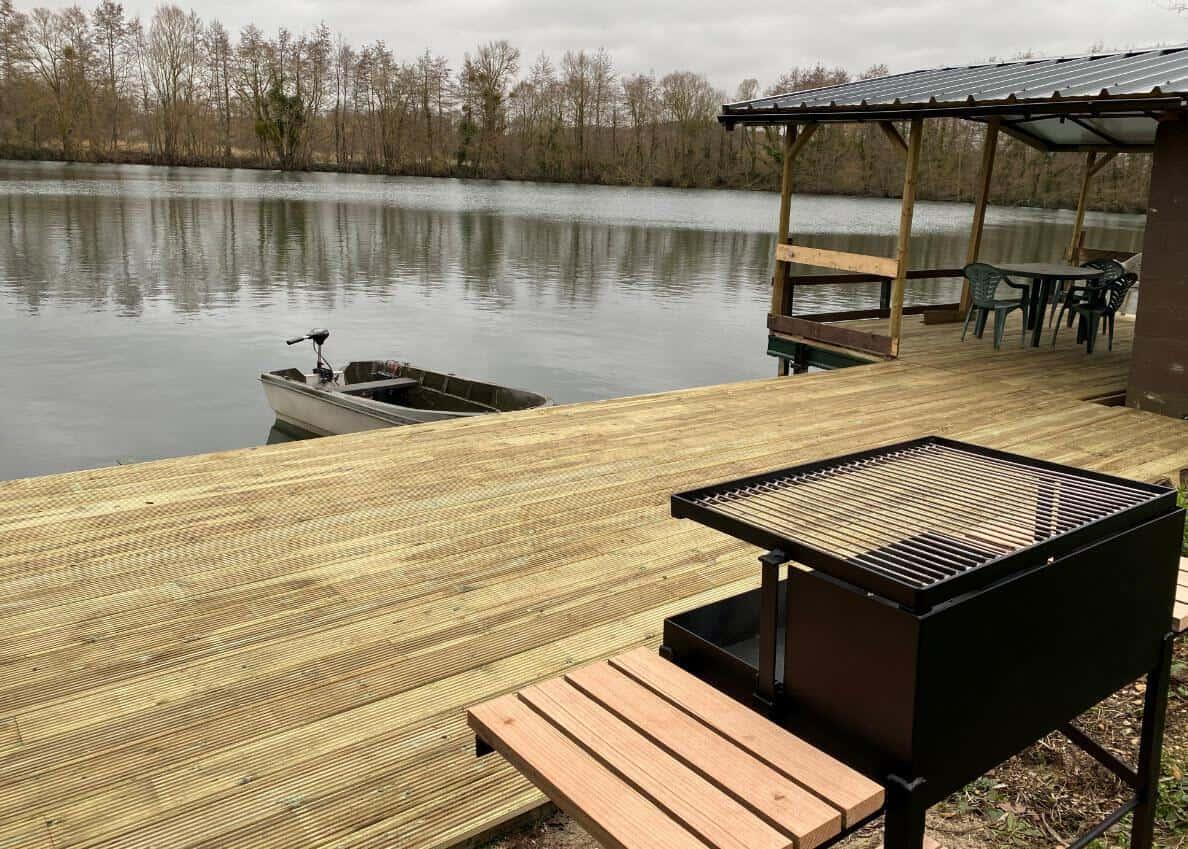 Exclusive Carpfishing lake 6